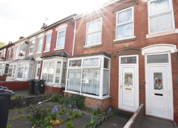 Thumbnail 3 bed terraced house for sale in Southern Road, Ward End, Birmingham