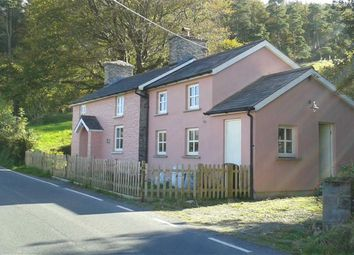 Thumbnail 3 bed cottage for sale in Devils Bridge, Aberystwyth
