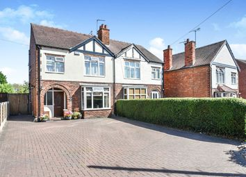Thumbnail 3 bed semi-detached house for sale in Stenson Road, Littleover, Derby