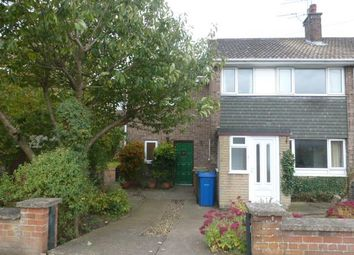 Thumbnail 4 bed property to rent in Laughton Road, Beverley