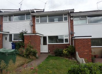 Thumbnail 3 bed terraced house to rent in Green Lane, Rugeley