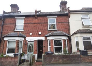 Thumbnail 3 bed terraced house to rent in Riddlesdown Road, Purley