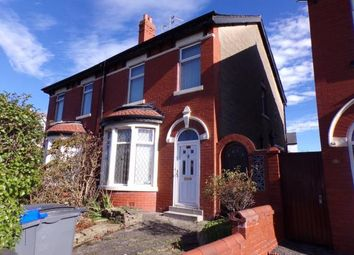 Thumbnail 2 bed semi-detached house for sale in Westcliffe Drive, Blackpool, Lancashire