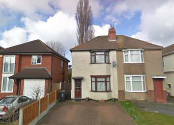 Thumbnail 2 bed semi-detached house for sale in Lane Green Avenue, Codsall, Wolverhampton