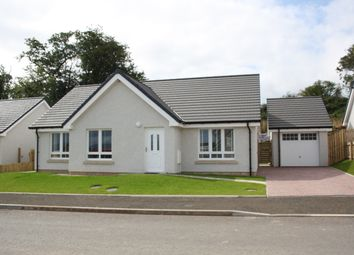 Thumbnail 4 bedroom bungalow for sale in 18 Eastlands Park, Rothesay