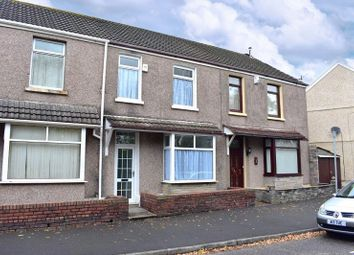 Thumbnail 3 bed terraced house for sale in Western Terrace, Landore, Swansea