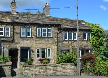 Thumbnail 1 bedroom terraced house for sale in Blackmoorfoot Road, Crosland Moor, Huddersfield