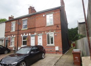 Thumbnail 2 bed semi-detached house to rent in Barlock Road, Nottingham