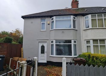 Thumbnail 3 bed semi-detached house for sale in Burnie Avenue, Bootle