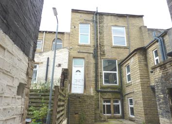 Thumbnail 3 bed terraced house for sale in Wellington Place, Halifax