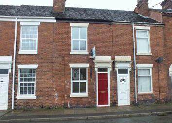 Thumbnail 2 bed terraced house for sale in Taylor Street, Stoke-On-Trent