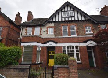 Thumbnail 1 bed flat to rent in Albert Terrace, Wolstanton, Newcastle-Under-Lyme