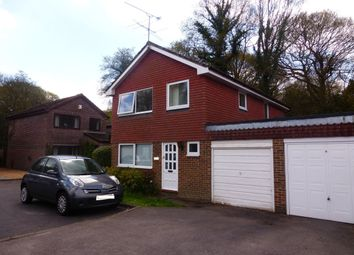 Thumbnail 4 bed detached house to rent in Fallow Deer Close, Horsham