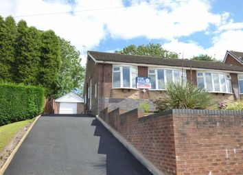 Thumbnail 2 bed semi-detached bungalow for sale in Lamb Street, Kidsgrove, Stoke-On-Trent