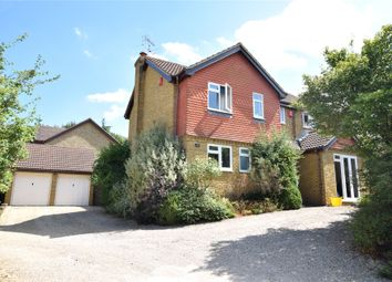 Thumbnail 4 bed detached house for sale in Wiltshire Grove, Warfield, Berkshire