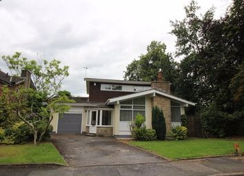 Thumbnail 4 bed detached house to rent in Fulshaw Park South, Wilmslow