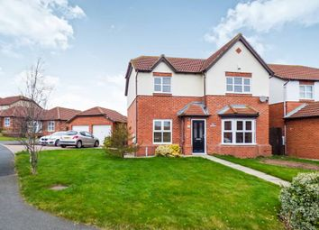 Thumbnail 4 bed detached house for sale in Brockwell, Blackhall Colliery, Hartlepool