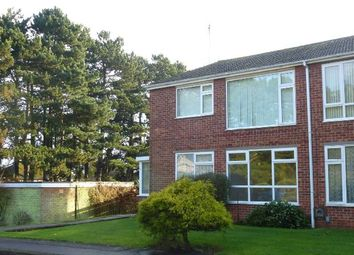 Thumbnail 2 bed maisonette to rent in Conifer Rise, Weston, Northampton