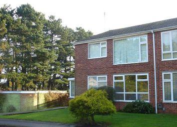 Thumbnail 2 bedroom maisonette to rent in Conifer Rise, Weston, Northampton