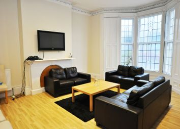 Thumbnail 6 bed property to rent in Portland Terrace, Sandyford, Newcastle Upon Tyne
