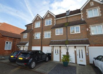 Thumbnail 3 bedroom town house for sale in Cantelupe Road, Bexhill-On-Sea