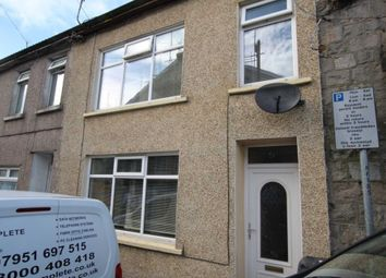 Thumbnail 3 bed terraced house for sale in Davies Street, Brynmawr, Ebbw Vale