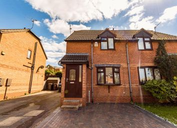 Thumbnail 3 bed semi-detached house for sale in 28 Brockwood Close, Sheffield