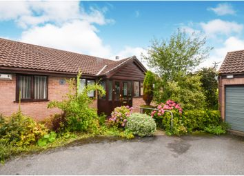 Thumbnail 3 bed detached bungalow for sale in Meadow Close, Sheffield