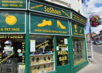 Thumbnail Retail premises for sale in 6 New Road, Chippenham