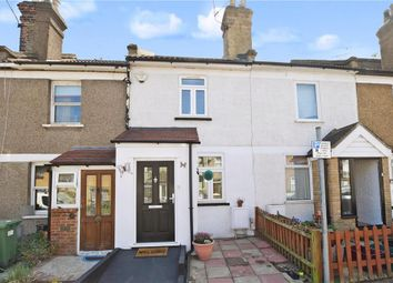 Thumbnail 3 bed terraced house for sale in Ducketts Road, Crayford, Kent