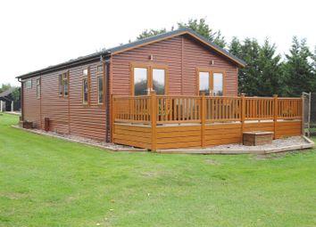 Southside Lodge, St. Marys Lane, North Ockendon, Upminster RM14. 1 bed mobile/park home