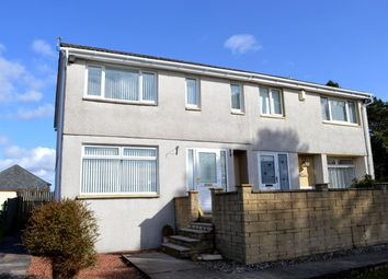 Thumbnail 3 bed semi-detached house for sale in Rockbank Place, Hardgate, Clydebank