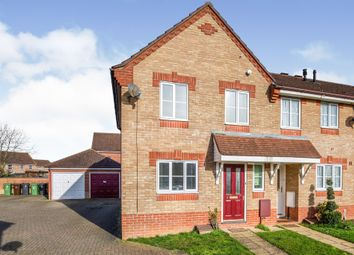 3 bed end terrace house for sale in Teasel Road, Attleborough NR17