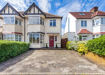Thumbnail 3 bed end terrace house for sale in Cadogan Gardens, Finchley, London