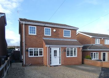 Thumbnail 4 bed detached house for sale in Chepstow Gardens, Doncaster
