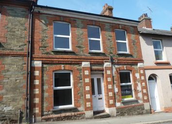 Thumbnail 3 bed terraced house to rent in Pound Street, Liskeard, Cornwall