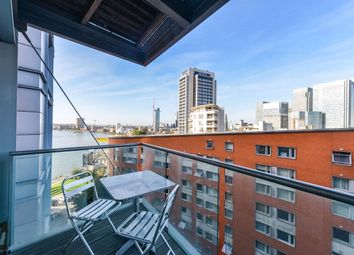 Thumbnail 1 bed terraced house to rent in New Providence Wharf New Providence Wharf, 1 Fairmont Avenue, London