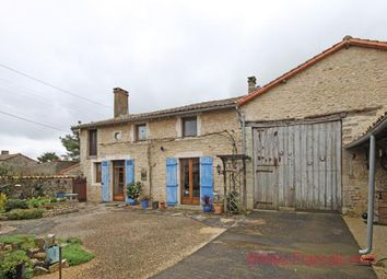 Thumbnail 2 bed property for sale in Voulême, Vienne, 86400, France
