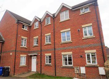 2 bed flat for sale in Primrose Walk, Grange Park, Northampton NN4