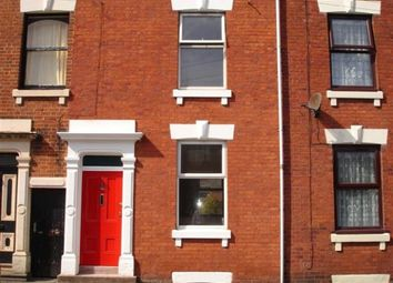 Thumbnail 3 bed terraced house to rent in Haysworth Street, Preston