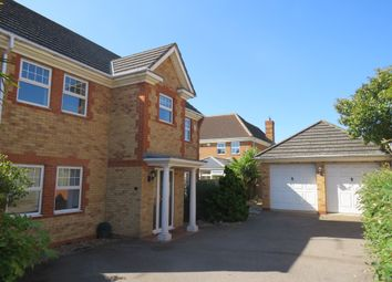 4 bed detached house for sale in Militia Close, Wootton, Northampton NN4