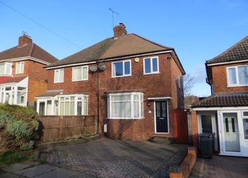 Thumbnail 3 bed semi-detached house to rent in Tessall Lane, Rednal, Birmingham