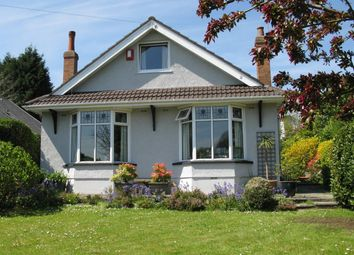 Thumbnail 4 bed detached bungalow for sale in Glynderwen Crescent, Sketty, Swansea