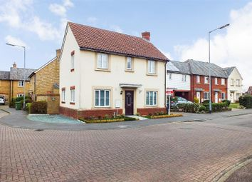 Thumbnail 3 bedroom detached house to rent in Stocker Way, Eynesbury, St. Neots