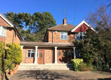 Thumbnail 3 bed detached house to rent in Chapel View, Selsdon, South Croydon