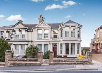 Thumbnail 9 bed semi-detached house to rent in Queens Road, Lipson, Plymouth