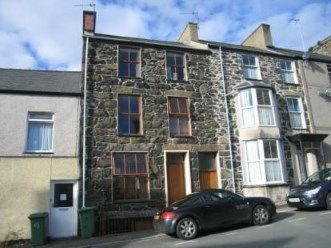 Thumbnail 3 bed terraced house for sale in Salem Terrace, Pwllheli, Gwynedd