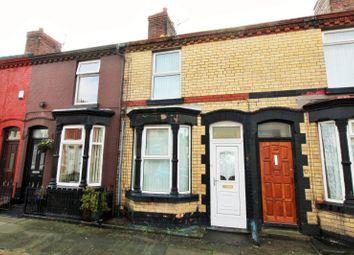 2 bed terraced house for sale in Methuen Street, Wavertree, Liverpool L15
