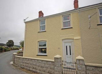 Thumbnail 2 bed terraced house to rent in Tregar, Penrhyn Coch, Aberystwyth