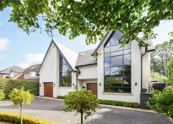 Thumbnail 5 bed detached house to rent in Weygates Drive, Hale Barns, Altrincham